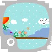 Colorful Spring Theme icon