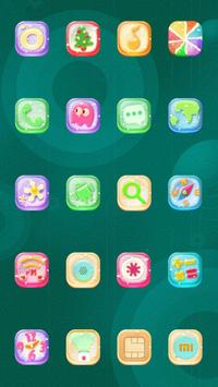 Candy Theme apk screenshot