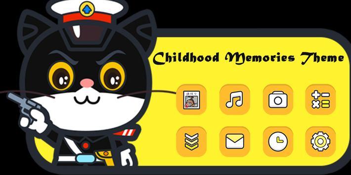 Childhood Memories Theme poster