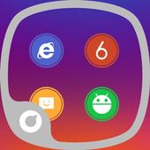 Circle Power Theme icon