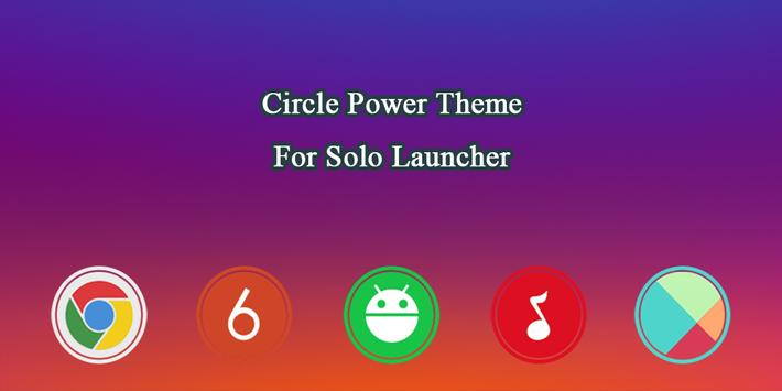 Circle Power Theme poster