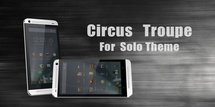 Circus Troupe Theme poster