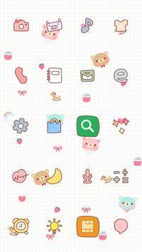 Cute baby Theme apk screenshot