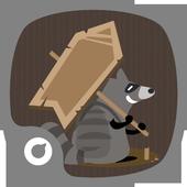 Cute Coon Theme icon