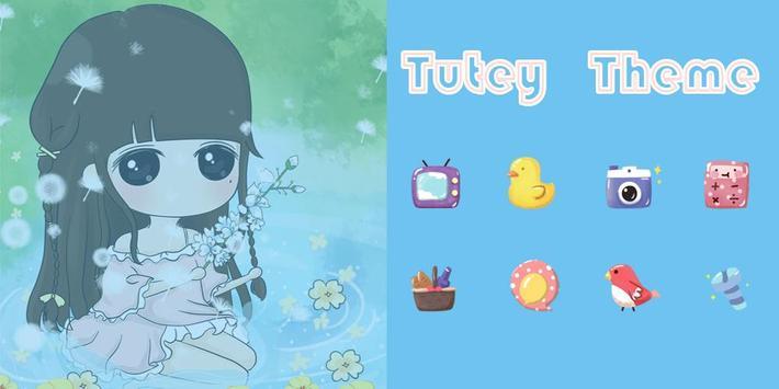 Cutey Theme poster