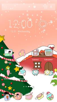 About In Winter Theme apk screenshot