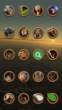 Boarse Africa Theme apk screenshot