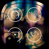 Bokeh Visuals - Solo Theme icon