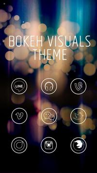 Bokeh Visuals - Solo Theme apk screenshot