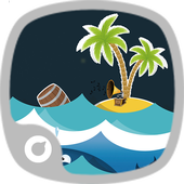 Blue Sea Theme icon
