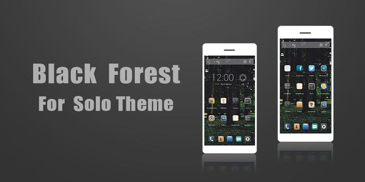 Black Forest Theme poster