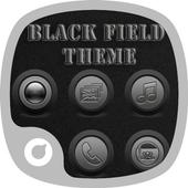 Black Field Theme icon