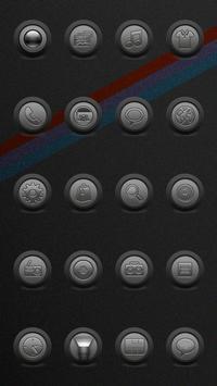 Black Field Theme apk screenshot