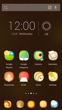 Breeze Theme screenshot 1