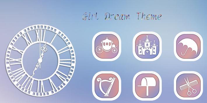 Girl Dream Theme poster