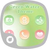 Green Water Theme icon