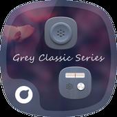 Grey Classic Series Theme icon