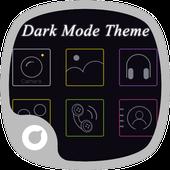 Dark Mode Theme icon