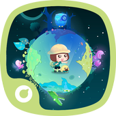 Dreamlike Forest Theme icon