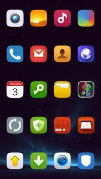 Dream Starry Sky Theme apk screenshot