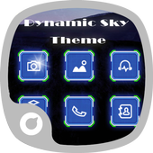 Dynamic Sky Theme icon