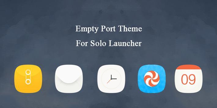 Empty Port Theme poster