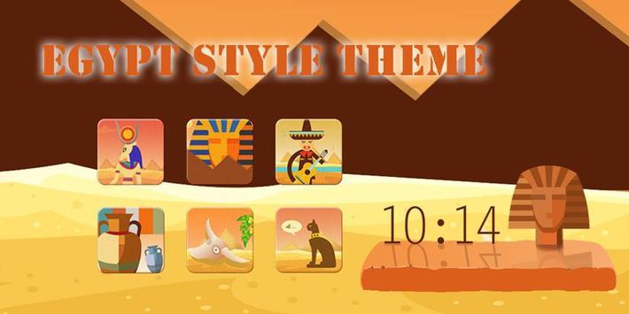 Egypt Style Theme poster