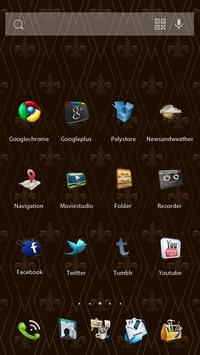 European Pattern Theme apk screenshot