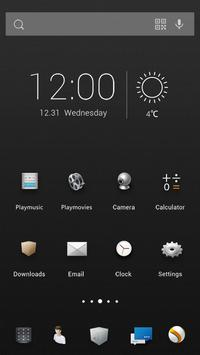 Fire Phone Theme screenshot 1