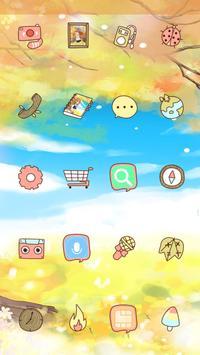 Harvest Season Theme apk screenshot