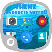 Hydrogen Material Theme icon