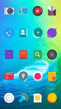 Hydrogen Material Theme apk screenshot