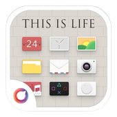 This Is Life Theme icon