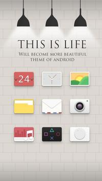 This Is Life Theme apk screenshot