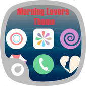 Morning Lovers Theme icon