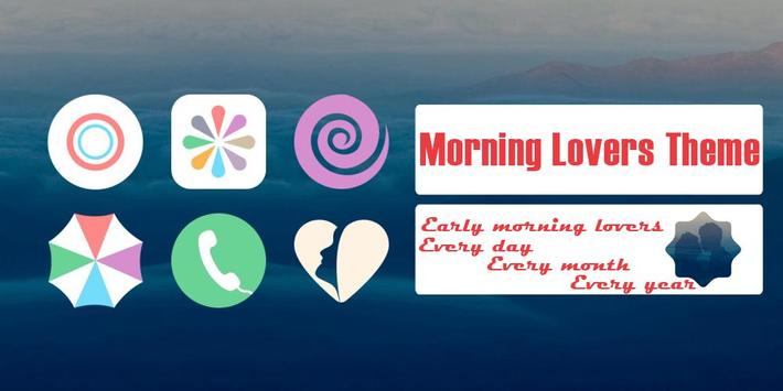 Morning Lovers Theme poster