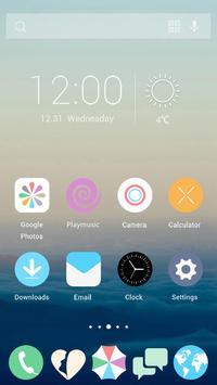 Morning Lovers Theme apk screenshot