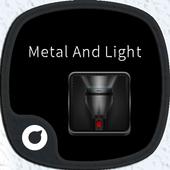 Metal And Light Theme icon