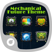 Mechanical Future Theme icon
