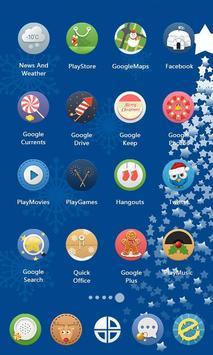 Merry Christmas Theme apk screenshot