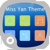 Miss Yan Theme icon