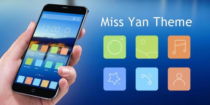Miss Yan Theme poster