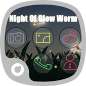 Night Of Glow Theme icon