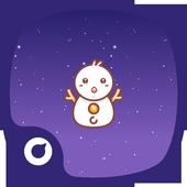 Snow Baby Theme icon