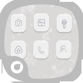 Snow Never Stop Theme icon