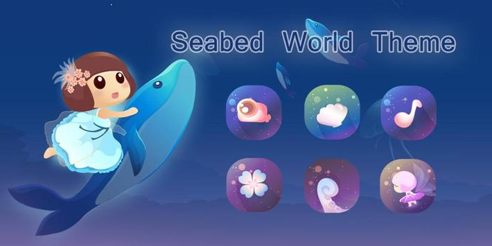 Seabed World Theme poster