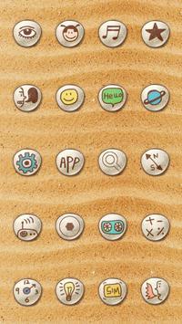 Seaside Story Theme apk screenshot
