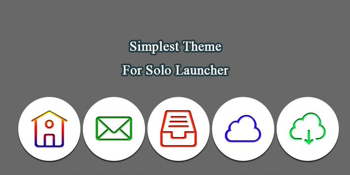 Simplest Solo Theme poster