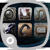 Space Monument Theme icon
