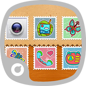 Stamp Solo Theme icon